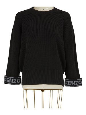 Kenzo Cotton and wool sweater