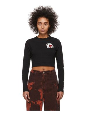 Kenzo cropped long sleeve t-shirt