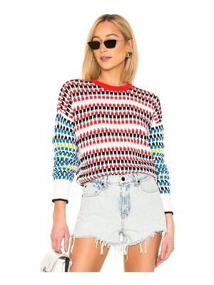 Kenzo lacehole jumper
