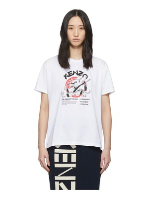 Kenzo limited edition chinese new year kung fu rat t-shirt