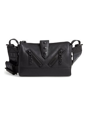 Kenzo mini kalifornia leather shoulder bag
