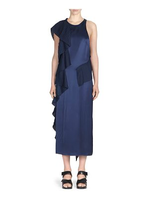 Kenzo ruffled midi dress