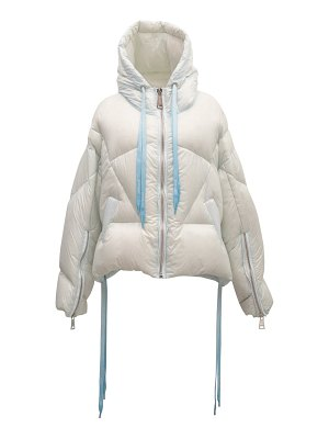 KHRISJOY khris waterproof down puffer jacket