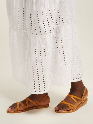 K.JACQUES talara leather sandals