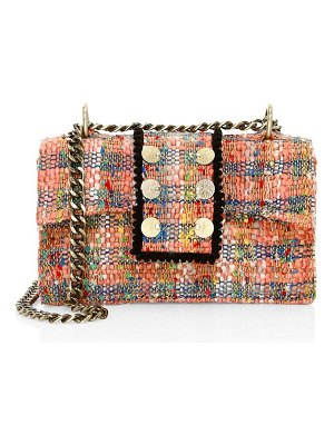 Kooreloo soho tweed shoulder bag