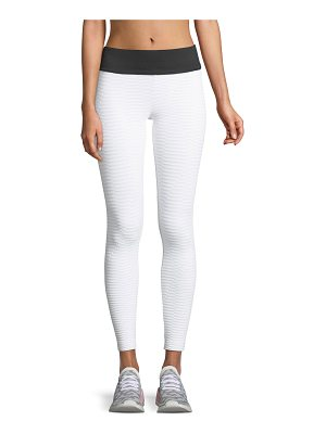 KORAL ACTIVEWEAR Envy Cropped Performance Leggings
