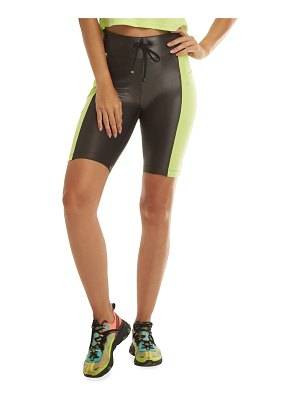 KORAL ACTIVEWEAR Essential High-Rise Infinity Shorts