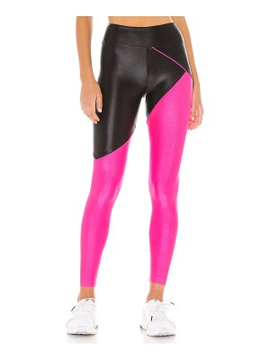 KORAL ACTIVEWEAR pipe high rise limitless plus legging