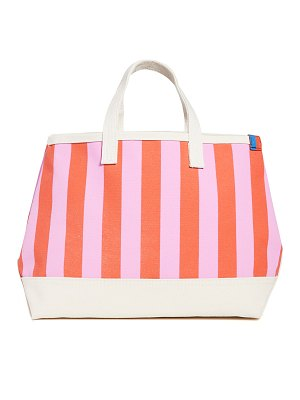 Kule the all over striped medium tote