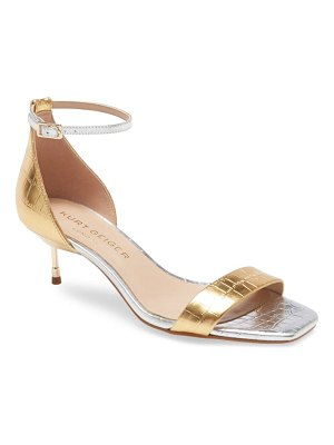 Kurt Geiger London birchin halo strap sandal