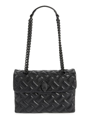 Kurt Geiger London kensington drench leather shoulder bag