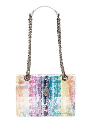 Kurt Geiger London kensington transparent shoulder bag