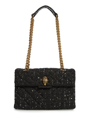 Kurt Geiger London large kensington x shoulder bag