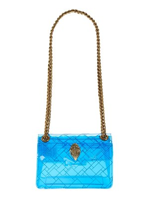 Kurt Geiger London mini kensington transparent shoulder bag