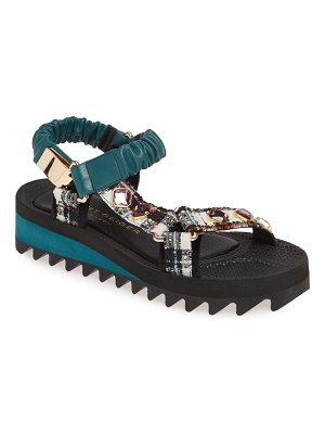 Kurt Geiger London orion platform sandal