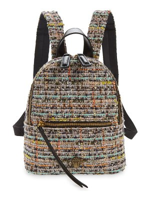 Kurt Geiger London richmond tweed backpack