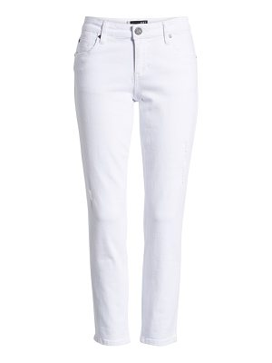 KUT from the Kloth catherine straight leg ankle jeans