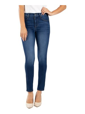 KUT from the Kloth diana fab ab high waist relaxed skinny jeans