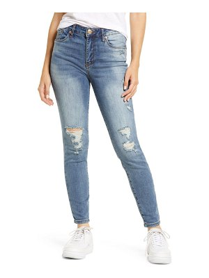 KUT from the Kloth ellie high waist ankle skinny jeans