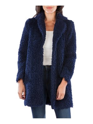 KUT from the Kloth faux fur long jacket
