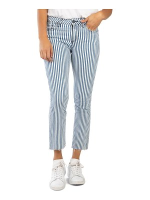KUT from the Kloth kelsey high waist ankle kick flare jeans