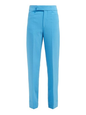Kwaidan Editions high rise tailored crepe trousers