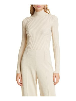 Kwaidan Editions ribbed mock neck sweater