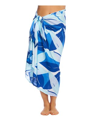 La Blanca Palm Reader Pareo Coverup