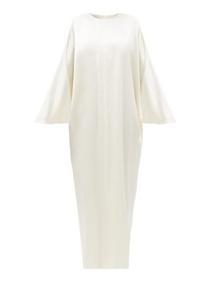 La Collection epione silk-charmeuse maxi dress