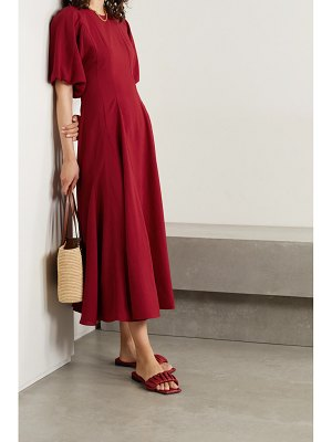 La Ligne crepe maxi dress
