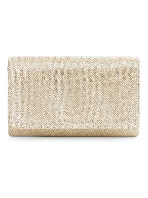 LA REGALE Glitter Clutch