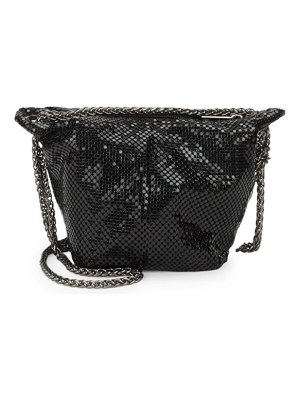 LA REGALE Studded Hobo Bag