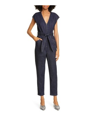 La Vie by Rebecca Taylor denim jumpsuit