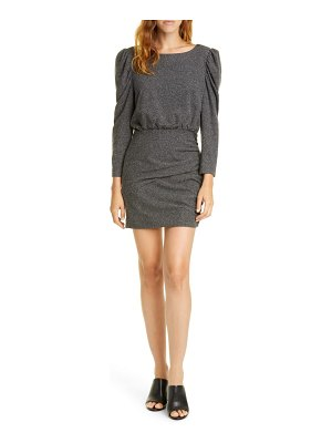 La Vie by Rebecca Taylor long sleeve french terry dress