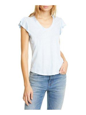 La Vie by Rebecca Taylor washed texture jersey tee