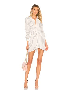 L'Academie the Brasilia Mini Dress