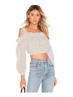 L'Academie the denisha blouse