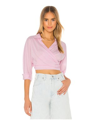L'Academie the doreen top