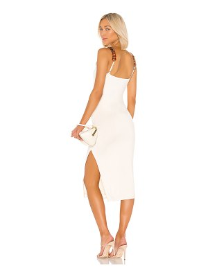 L'Academie the gigi midi dress