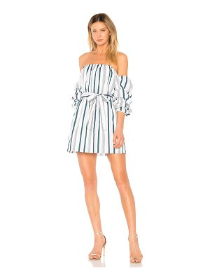 L'Academie The Puff Sleeve Dress