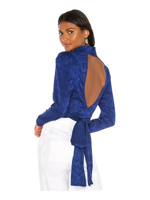 L'Academie the suzanne top