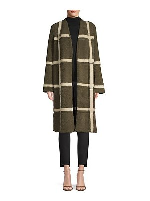 Lafayette 148 New York carmindy shearling coat
