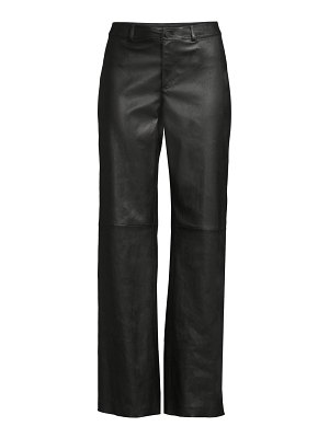 Lafayette 148 New York clark leather pants