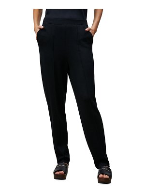 Lafayette 148 New York Double-Knit Tapered Pants