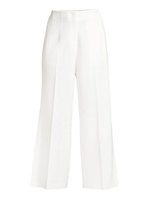Lafayette 148 New York downing side-slit cropped pants