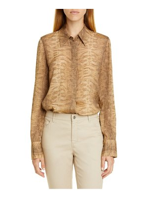 Lafayette 148 New York julianne blouse