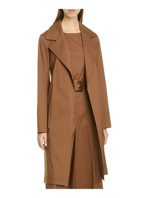 Lafayette 148 New York mayfair belted trench coat