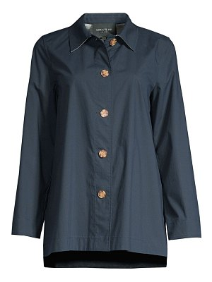 Lafayette 148 New York nidia travelers shirt jacket
