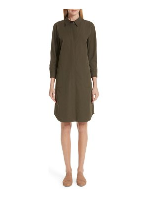 Lafayette 148 New York peggy shirtdress