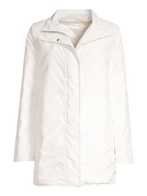 Lafayette 148 New York pepper quilted cloud jacket